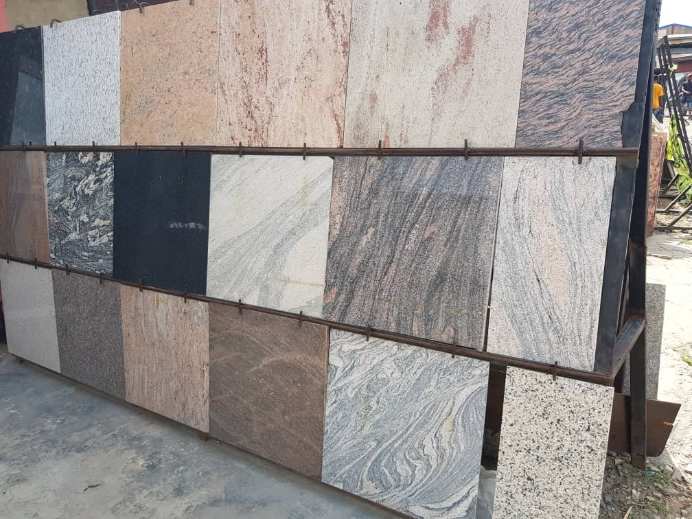 Marbles and granite tiles dealer | Samsonite Homes Nig Ltd