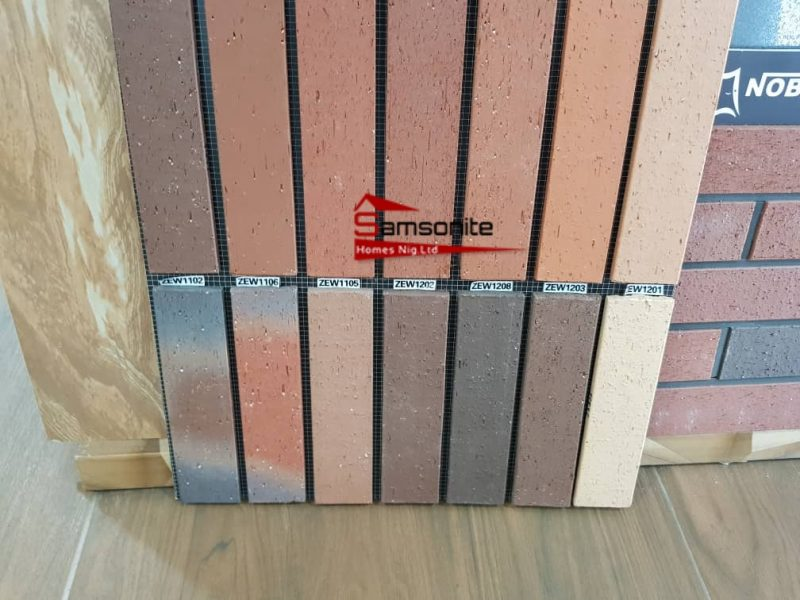 South african bricks   Samsonite Homes Nig Ltd