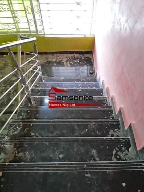 Slab Staircase