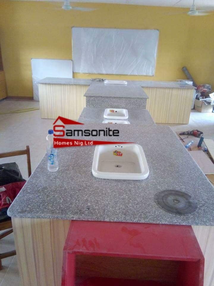 Kitchen Cabinets | Samsonite Homes Nig Ltd